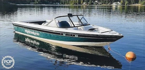 Used Hydrodyne 20 Grand Sport BR Ski and Wakeboard Boat For Sale
