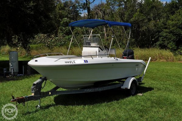 Used Sea Ray Laguna 18 Center Console Fishing Boat For Sale