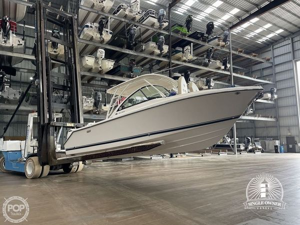 Used Pursuit 265 DC Runabout Boat For Sale