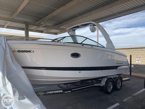 Used Chaparral 277 SSX Ski and Wakeboard Boat For Sale