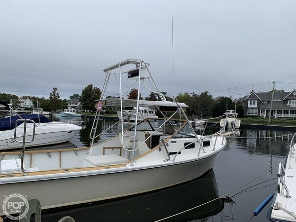 Used Nauset 249 Downeast Fishing Boat For Sale