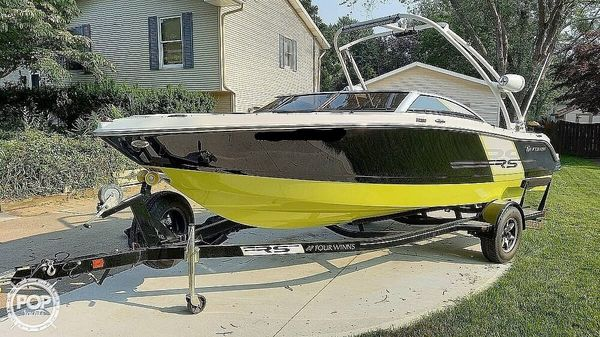 Used Four Winns Horizon 200 RS Bowrider Boat For Sale