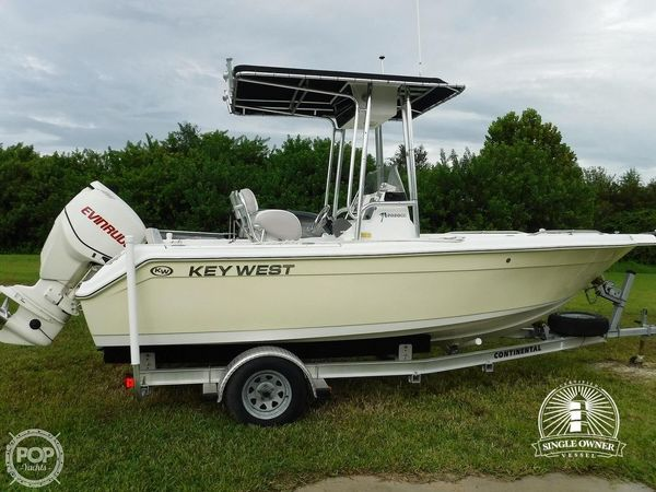 Used Key West 2020 CC Center Console Fishing Boat For Sale