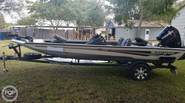 Used Ranger Boats RT 188C Bass Boat For Sale