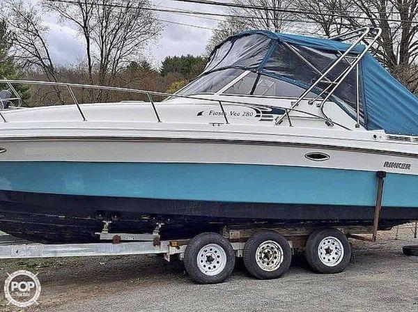 Used Rinker 280 Fiesta Vee Express Cruiser Boat For Sale