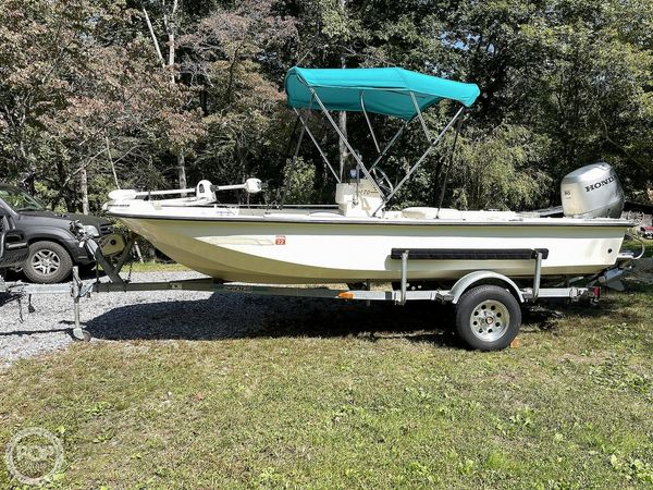 Used Sailfish 170 Center Console Fishing Boat For Sale