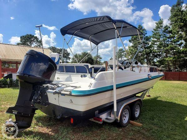 Used Hurricane 24 Fun Deck Boat For Sale