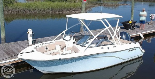 Used Sea Fox 226 Traveler Runabout Boat For Sale