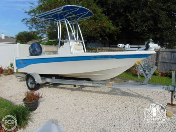 Used Nauticstar 1810 Bay Center Console Fishing Boat For Sale