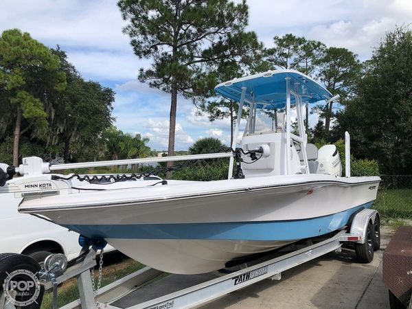 Used Aquasport 244 Bay Center Console Fishing Boat For Sale