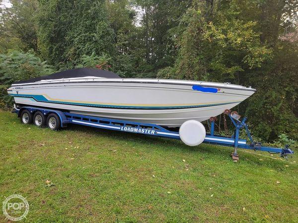 Used Formula 311sr1 High Performance Boat For Sale