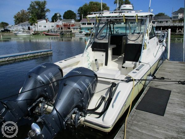Used Pursuit 3370 Walkaround Fishing Boat For Sale