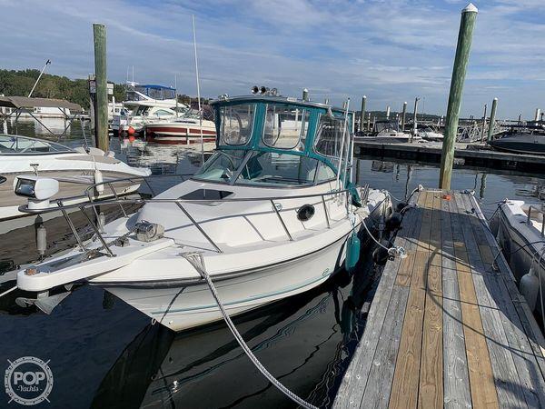 Used Aquasport 215 Explorer Walkaround Fishing Boat For Sale