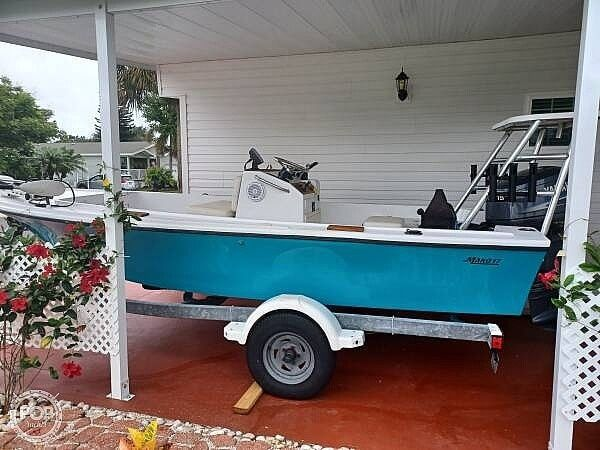 Used Mako 17 Center Console Fishing Boat For Sale