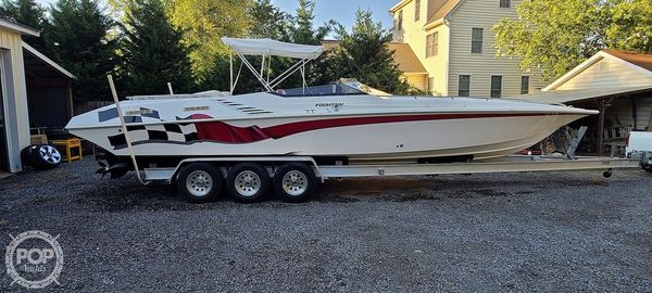 Used Fountain 35 Lightning High Performance Boat For Sale
