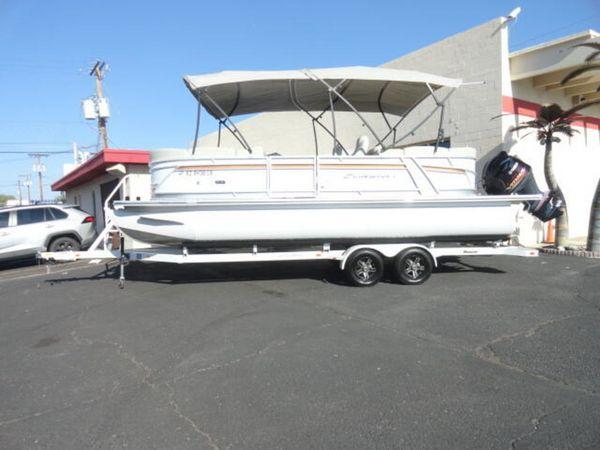 Used Starcraft SLS-3 Pontoon Boat For Sale