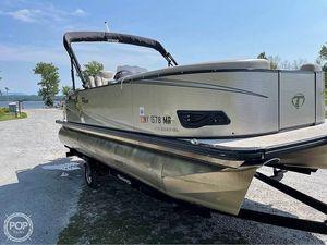 Used Tahoe LTZ 2285 QL Pontoon Boat For Sale