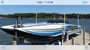 Used Skater 52 High Performance Boat For Sale