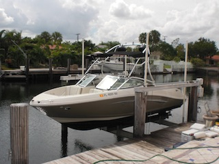 Used Sea Ray 230 Select Cruiser Boat For Sale