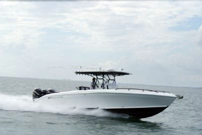 Used Midnight Express 37 Open Center Console Fishing Boat For Sale