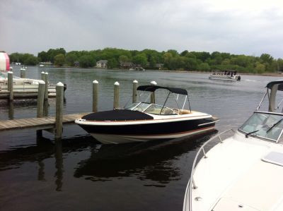 2012 used chris craft launch 22 runabout boat for sale for Used chris craft launch for sale