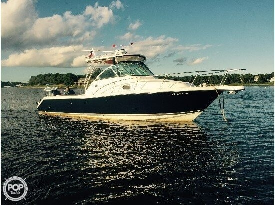 Used Pursuit 285 Offshore Sports Fishing Boat For Sale