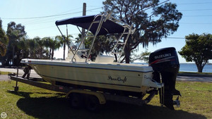 Used Penn Craft SUV 206BC Center Console Fishing Boat For Sale