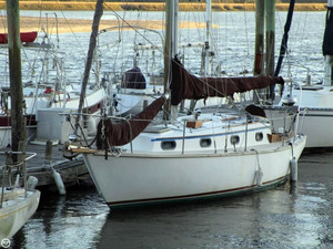 Used Cape Dory 30 Cutter Sailboat For Sale