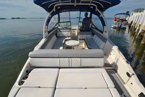 Used Sea Ray SDX 270 Deck Boat For Sale