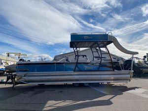 New Tahoe 2780 Tahoe Cascade Platinum Entertainer Funship Pontoon Boat For Sale