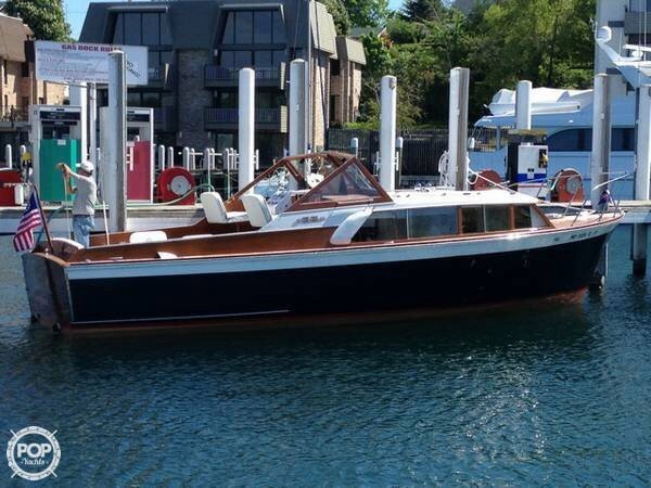 Used Chris-Craft 32 Sea Skiff Antique and Classic Boat For Sale