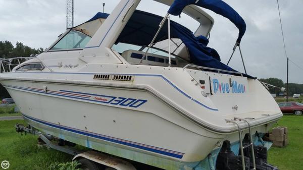 Used Sea Ray 300DA Sundancer Express Cruiser Boat For Sale