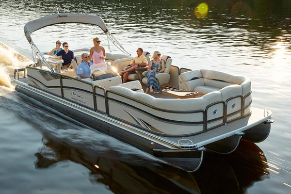 New Premier 270 Boundary Waters Pontoon Boat For Sale