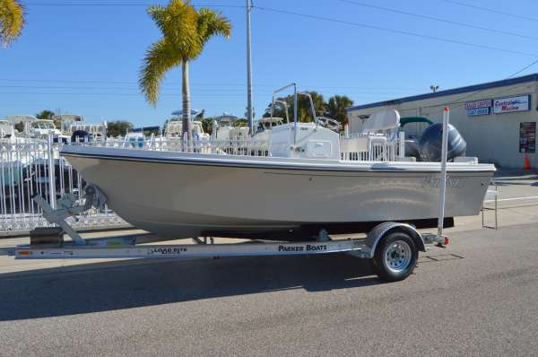 New Parker Boats 1801 CC Center Console Fishing Boat For Sale