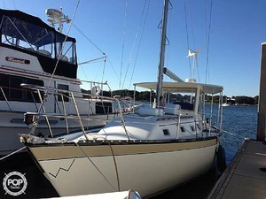 Used Hunter 36 Racer and Cruiser Sailboat For Sale