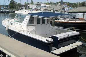 Used Albin Yachts 31 Pilothouse Boat For Sale