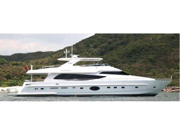 Used Aquamarine 88 Motor Yacht For Sale