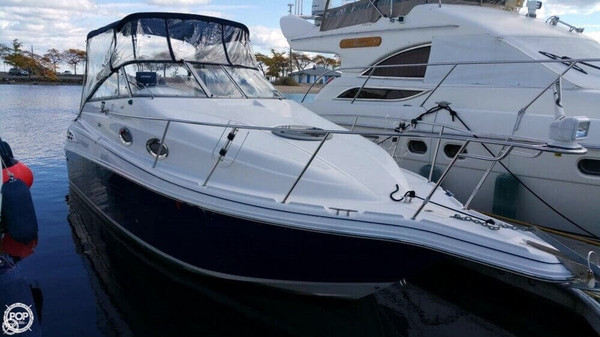 Used Ebbtide 2500 Mystique Express Cruiser Boat For Sale