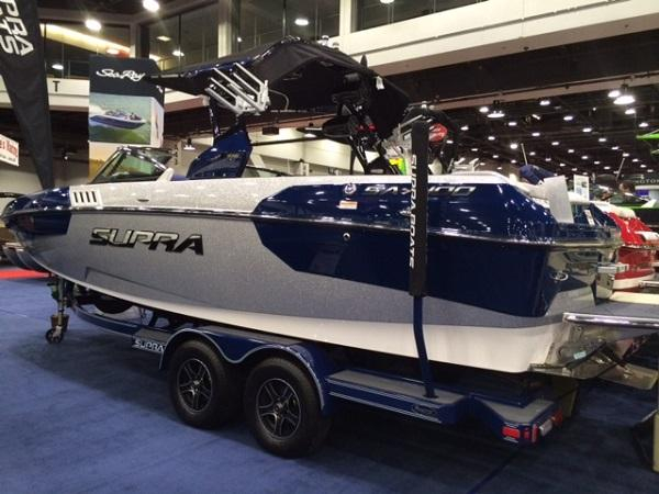 New Supra SA Ski and Wakeboard Boat For Sale