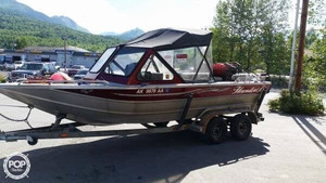 Used Thunderjet 20 Sportsman Jet Boat For Sale