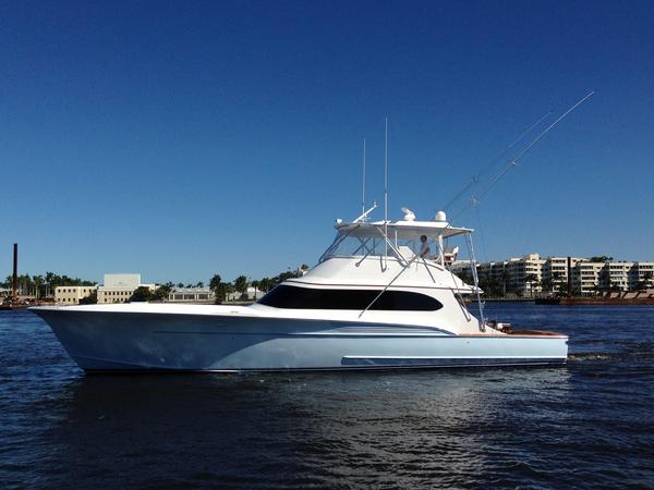 Used Briglia Custom Carolina C18 Sports Fishing Boat For Sale