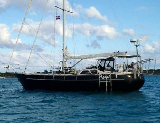 Used Corbin Pilothouse Cutter Cruiser Sailboat For Sale