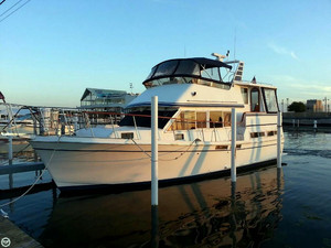 Used Bestway 40 Labelle Trawler Boat For Sale