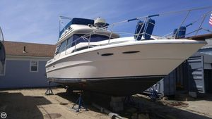 Used Sea Ray 340 Sedan Bridge Express Cruiser Boat For Sale