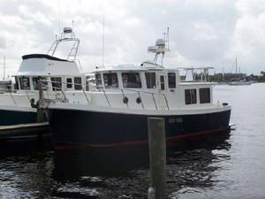 Used American Tug 34 Pilothouse Tug Boat For Sale