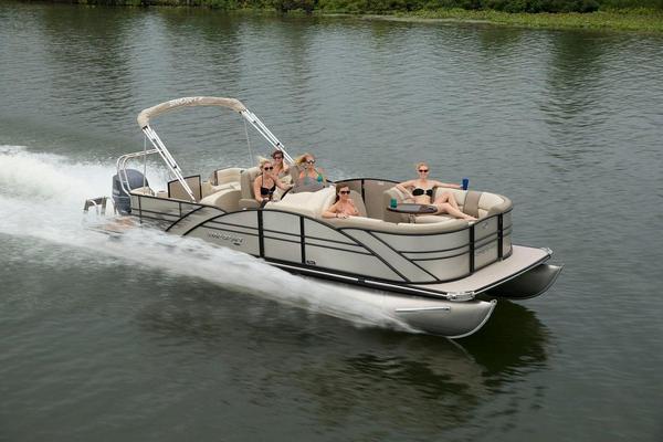 New Starcraft Pontoon Boat For Sale
