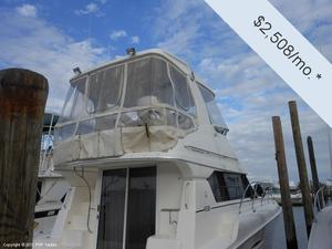 Used Silverton 42 Convertible Sports Fishing Boat For Sale
