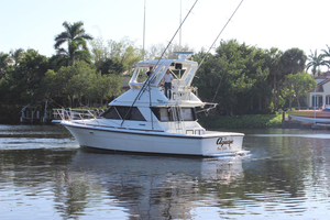 Used Phoenix 38 SFX Convertible Fishing Boat For Sale
