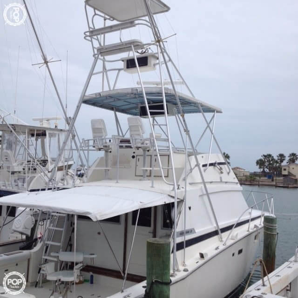 Used Bertram 38 III Convertible Sports Fishing Boat For Sale