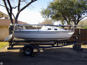 Used Precision 18 Daysailer Sailboat For Sale
